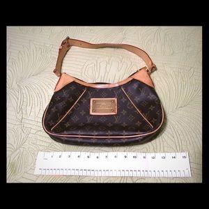 Louis Vuitton Over the Shoulder Handbag Authentic